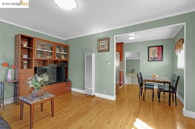 3764 38Th Ave, Oakland, CA 94619 (#EB40950811) :: Schneider Estates