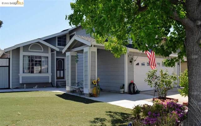 2818 Honeysuckle Circle, Antioch, CA 94531 (#EB40950175) :: Schneider Estates