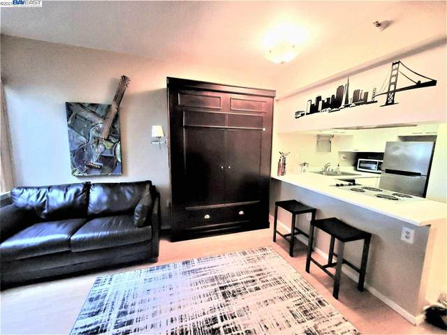 201 Harrison 122, San Francisco, CA 94105 (#BE40950918) :: Real Estate Experts