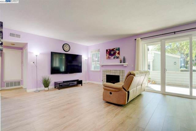 3651 Knollwood Ter 111, Fremont, CA 94536 (#BE40950702) :: Real Estate Experts
