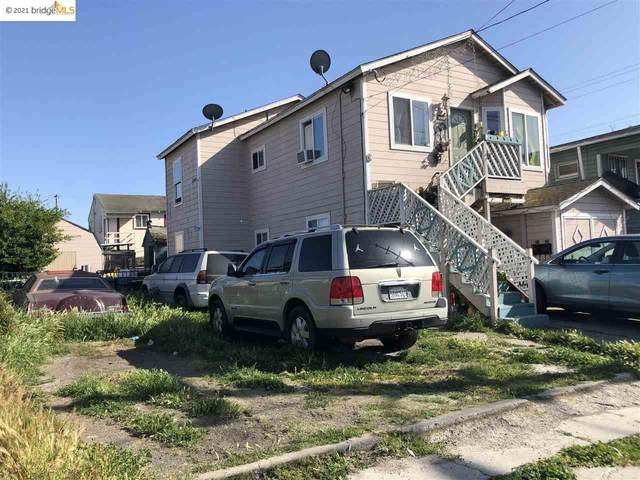 1106 85Th Ave, Oakland, CA 94621 (#EB40951030) :: Real Estate Experts