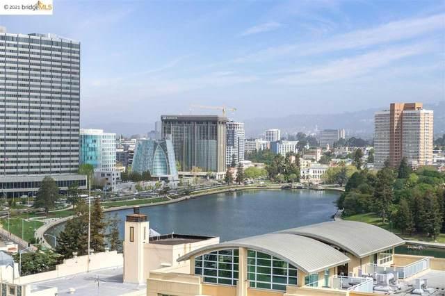 1555 Lakeside Dr 184, Oakland, CA 94612 (#EB40950709) :: Intero Real Estate