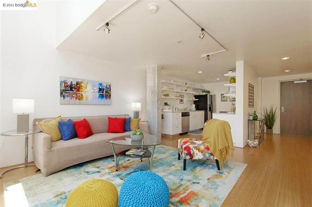 1201 Pine St 303, Oakland, CA 94607 (#EB40951289) :: Real Estate Experts