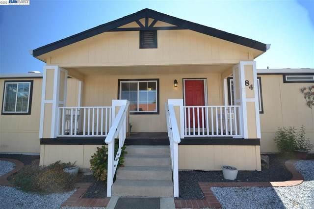 3263 Vineyard Ave., #84 84, Pleasanton, CA 94566 (#BE40951245) :: Real Estate Experts