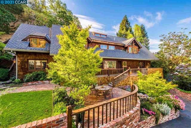1220 Woodborough Rd, Lafayette, CA 94549 (#CC40951751) :: Strock Real Estate