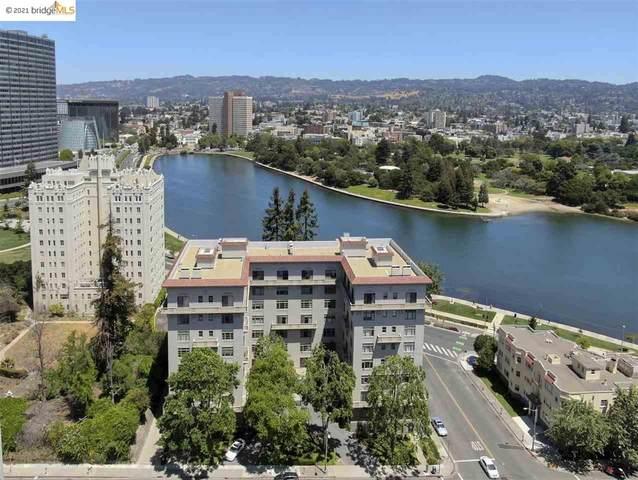 200 Lakeside Dr 403, Oakland, CA 94612 (#EB40951954) :: Alex Brant