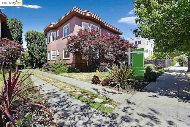 2626 Hillegass Ave A, Berkeley, CA 94704 (MLS #EB40951796) :: Compass
