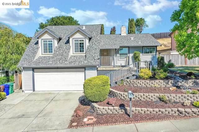 1924 Corte Cruz, Pinole, CA 94564 (#EB40952270) :: The Kulda Real Estate Group