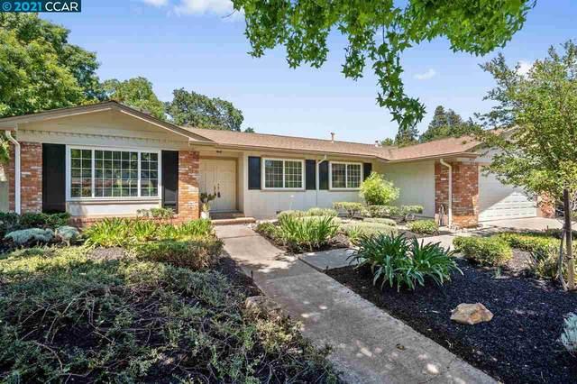 2330 Quiet Place Dr, Walnut Creek, CA 94598 (#CC40951727) :: Real Estate Experts