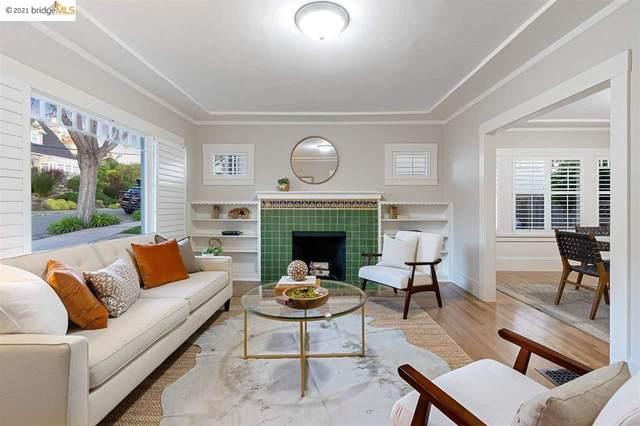 111 York Drive, Piedmont, CA 94611 (#EB40949433) :: Real Estate Experts