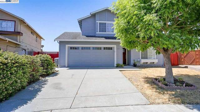 413 Cotta Ct, Vallejo, CA 94589 (#BE40952527) :: The Kulda Real Estate Group