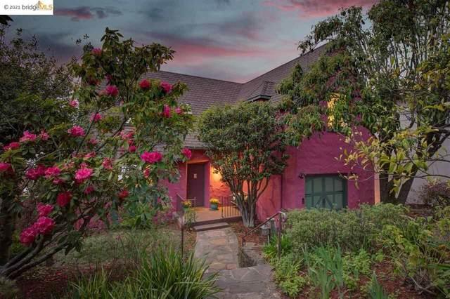 814 Euclid Ave, Berkeley, CA 94708 (#EB40952690) :: Paymon Real Estate Group