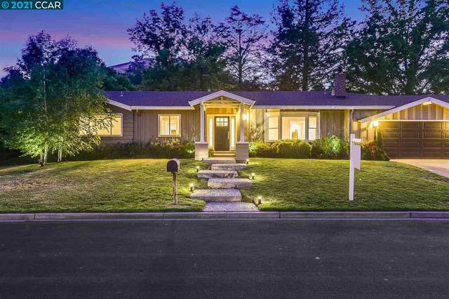1841 Del Rio Drive, Lafayette, CA 94549 (#CC40952783) :: The Kulda Real Estate Group