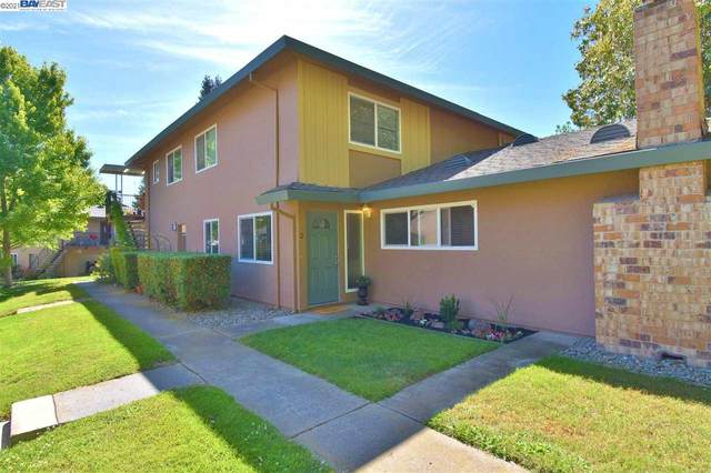 2317 Foothill Rd 2, Pleasanton, CA 94588 (#BE40952977) :: Robert Balina | Synergize Realty
