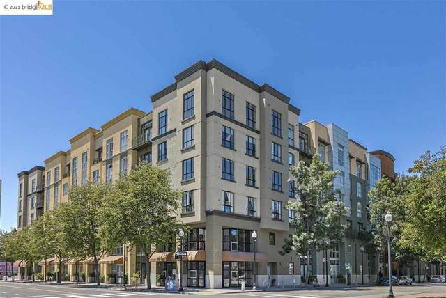 585 9Th St 409, Oakland, CA 94607 (#EB40953175) :: The Gilmartin Group