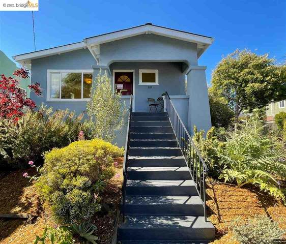 1135 Ward St, Berkeley, CA 94703 (#EB40953435) :: Real Estate Experts