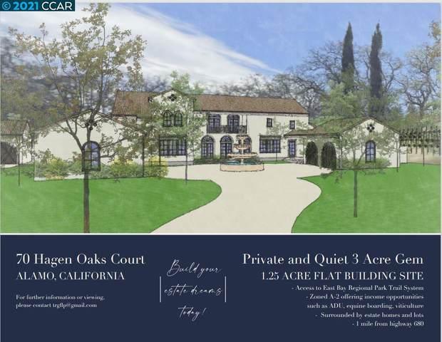 70 Hagen Oaks Ct, Alamo, CA 94507 (#CC40953440) :: The Kulda Real Estate Group