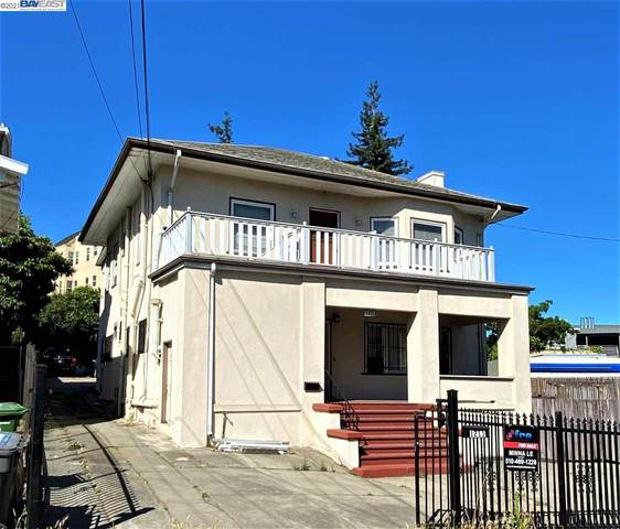 1211 E 34th St, Oakland, CA 94610 (#BE40953662) :: Real Estate Experts