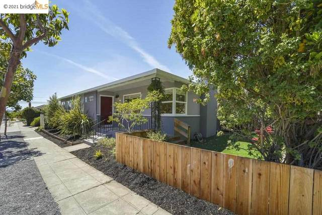 7027 Central Ave, El Cerrito, CA 94530 (#EB40954033) :: Real Estate Experts