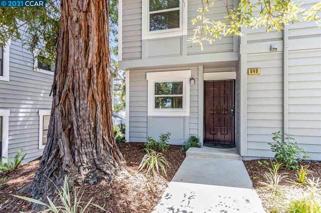 840 Center Ave, Martinez, CA 94553 (#CC40954166) :: The Gilmartin Group