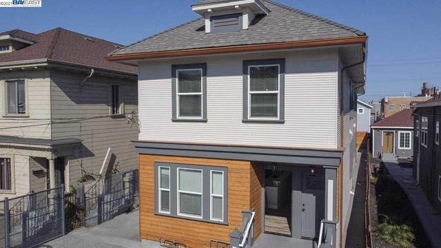 2839 Chestnut Street, Oakland, CA 94608 (#BE40954179) :: The Kulda Real Estate Group