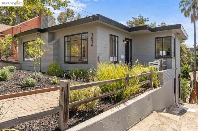 3836 Forest Hill Ave, Oakland, CA 94602 (#EB40954205) :: Strock Real Estate