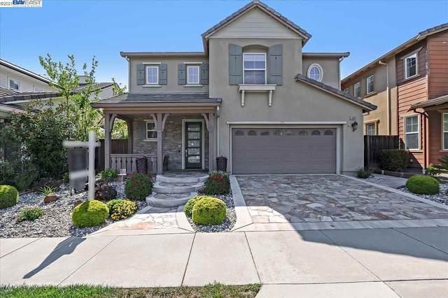 3909 Veritas Way, San Ramon, CA 94582 (#BE40954284) :: Strock Real Estate