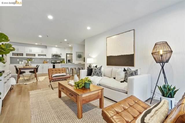 1830 Lakeshore 111, Oakland, CA 94606 (#EB40954374) :: Strock Real Estate