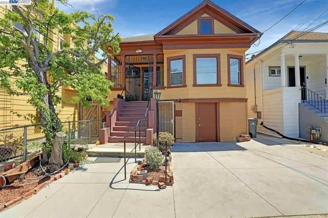 1157 61St St, Oakland, CA 94608 (#BE40954406) :: The Kulda Real Estate Group