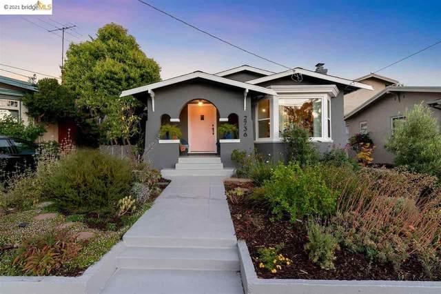 2736 Bartlett St, Oakland, CA 94602 (#EB40954450) :: Strock Real Estate
