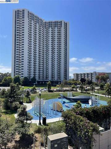 6363 Christie Ave 2711, Emeryville, CA 94608 (#BE40954558) :: Real Estate Experts