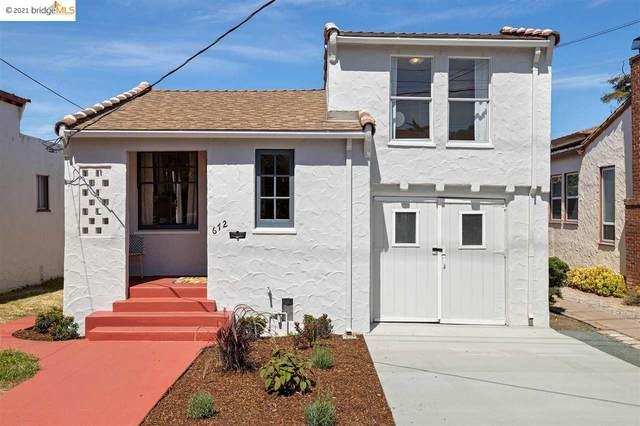 672 Spokane Ave, Albany, CA 94706 (#EB40954635) :: The Kulda Real Estate Group