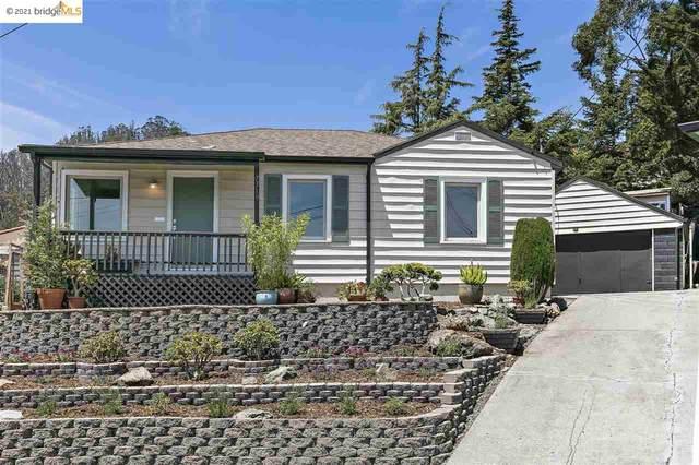 7319 Gladys Ave, El Cerrito, CA 94530 (#EB40954678) :: Schneider Estates