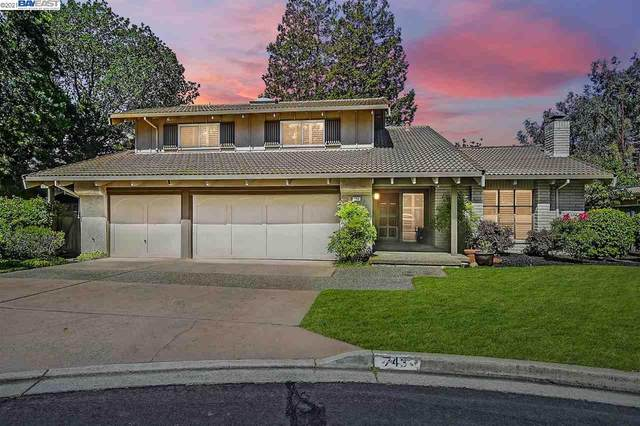 743 N Gate Pl, Walnut Creek, CA 94598 (#BE40954677) :: The Kulda Real Estate Group
