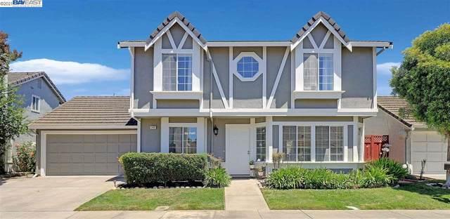 5406 Matthew Terrace, Fremont, CA 94555 (#BE40954708) :: Paymon Real Estate Group