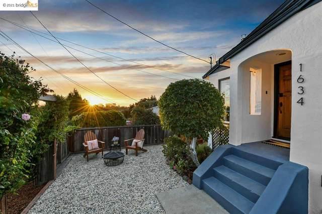 1634 E 22Nd St, Oakland, CA 94606 (#EB40954751) :: Schneider Estates