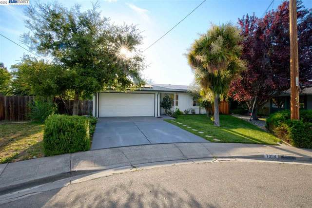 7354 Dover Ln, Dublin, CA 94568 (#BE40954943) :: The Kulda Real Estate Group