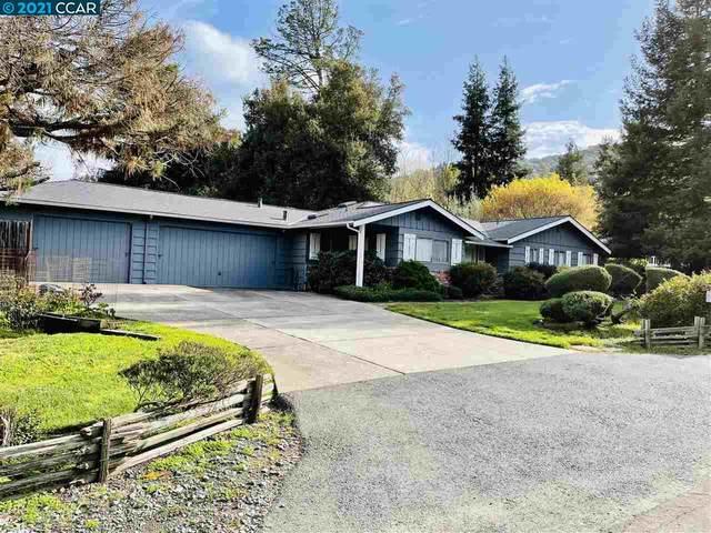 357 Cordell Dr, Danville, CA 94526 (#CC40955011) :: Paymon Real Estate Group