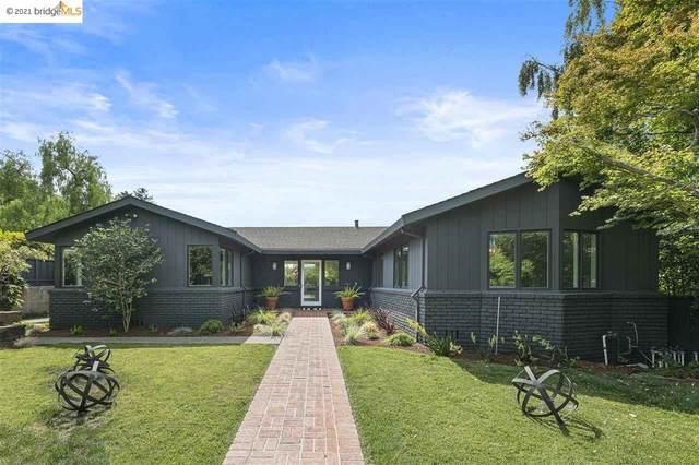 101 Crocker Ave, Piedmont, CA 94611 (#EB40955505) :: The Gilmartin Group