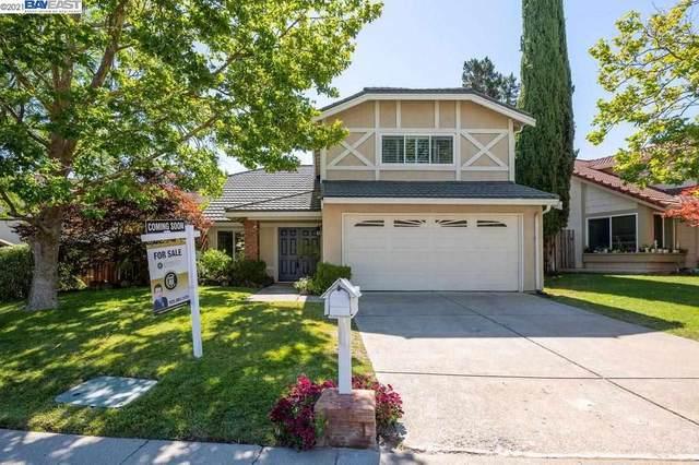 2909 Sombrero Cir, San Ramon, CA 94583 (#BE40956279) :: Real Estate Experts