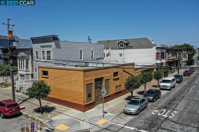 3240 26th St, San Francisco, CA 94110 (#CC40956470) :: The Gilmartin Group