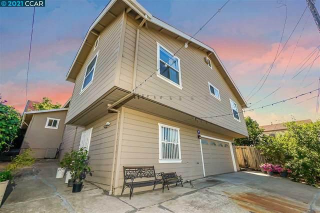 1830 E 20Th St, Oakland, CA 94606 (#CC40957700) :: Real Estate Experts