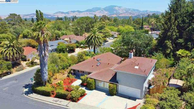 1164 Alfred Ave, Walnut Creek, CA 94597 (#BE40957764) :: The Kulda Real Estate Group