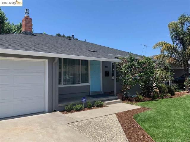 21483 Burr Way, Hayward, CA 94541 (#EB40957796) :: Real Estate Experts