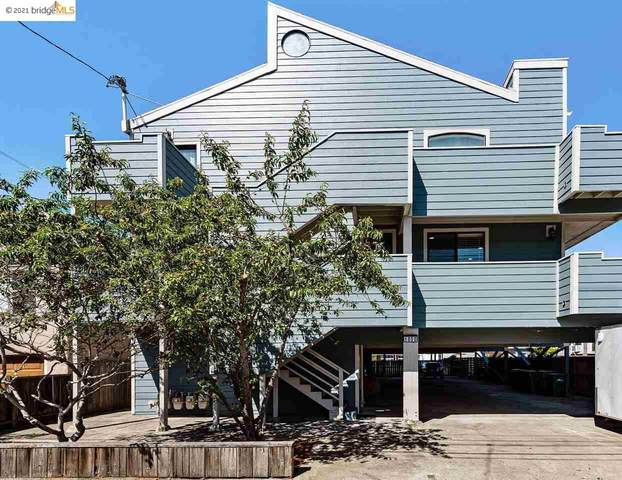 1050 Kains Ave A1, Albany, CA 94706 (#EB40958123) :: Real Estate Experts