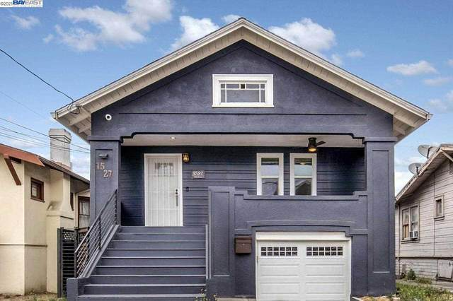 1527 27th Ave, Oakland, CA 94601 (#BE40958150) :: The Kulda Real Estate Group