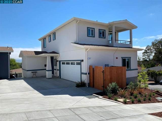 1143 Palisade St, Hayward, CA 94542 (#CC40958188) :: The Gilmartin Group