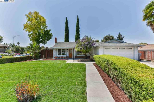 2420 Old Gate Ct, San Jose, CA 95132 (#BE40958732) :: The Realty Society