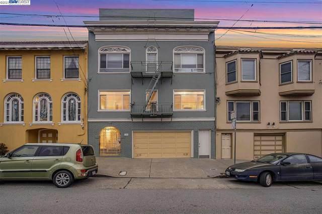 1344 Balboa St 1, San Francisco, CA 94118 (#BE40958789) :: Olga Golovko