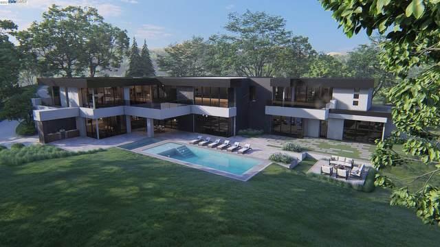 391 Livorna Heights Rd, Alamo, CA 94507 (#BE40959299) :: The Kulda Real Estate Group